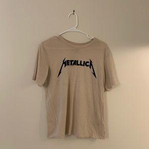 H&M Metallica Shirt
